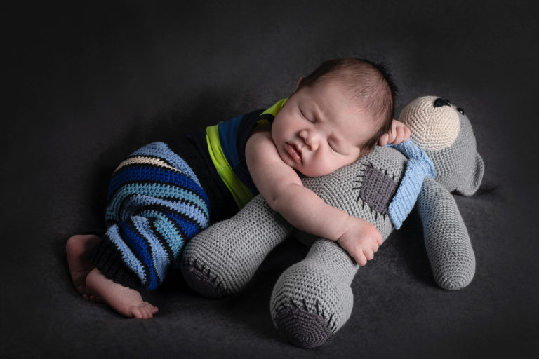newbornfotografering